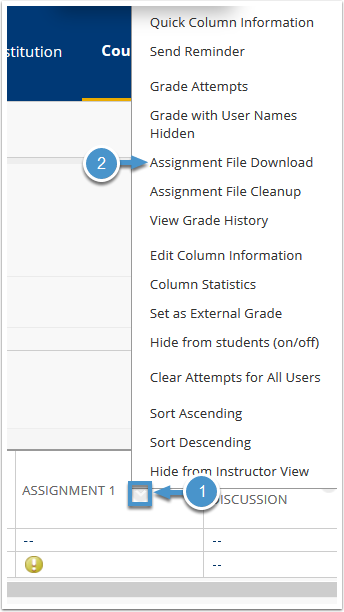 Assignment File Download