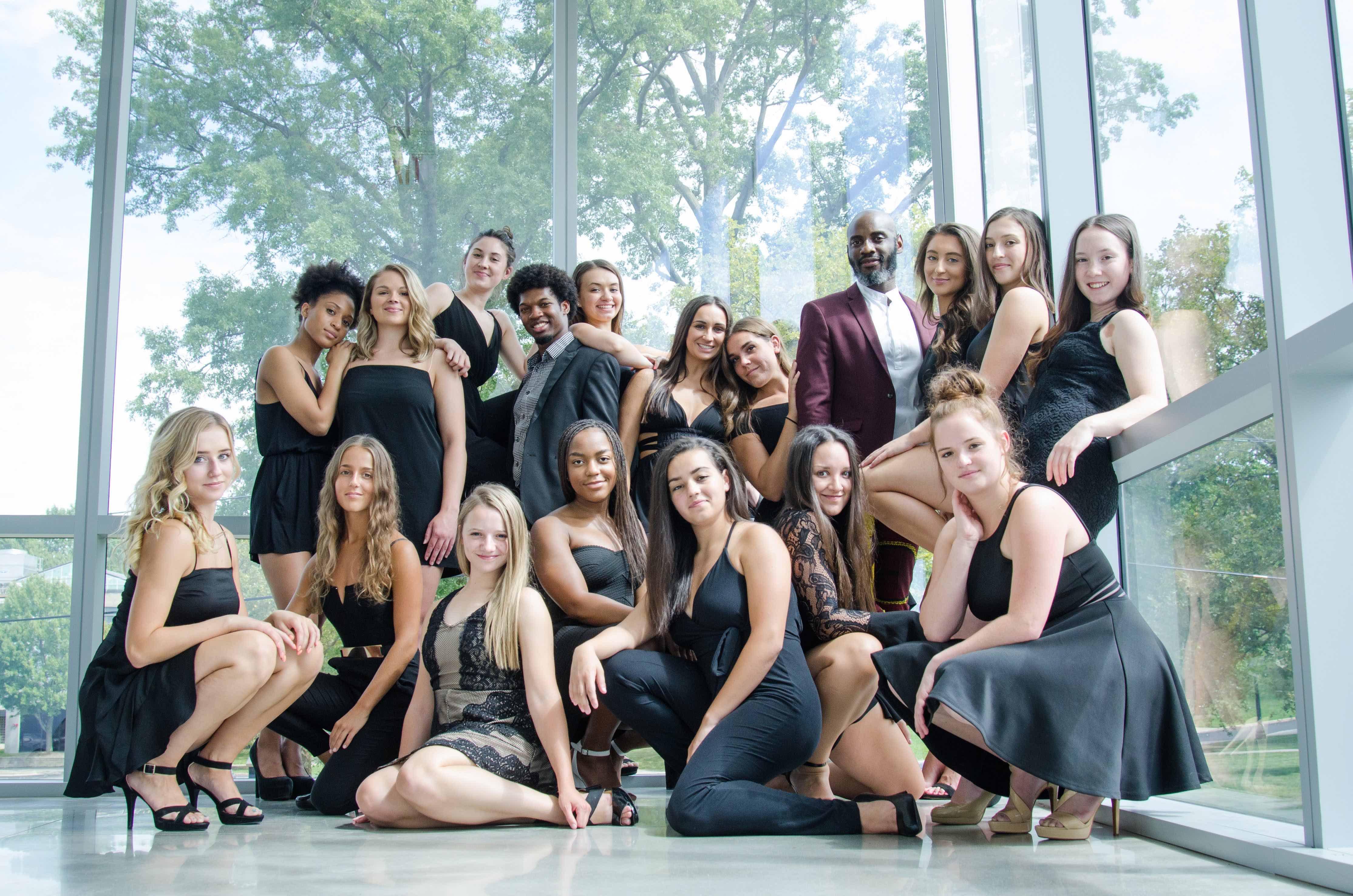 2019-2020 Kent Dance Ensemble