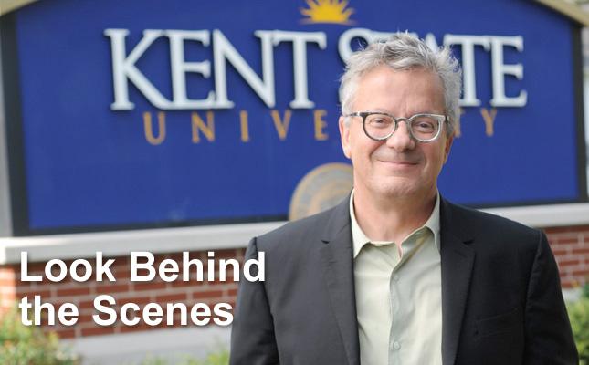 Look Behind the Scenes