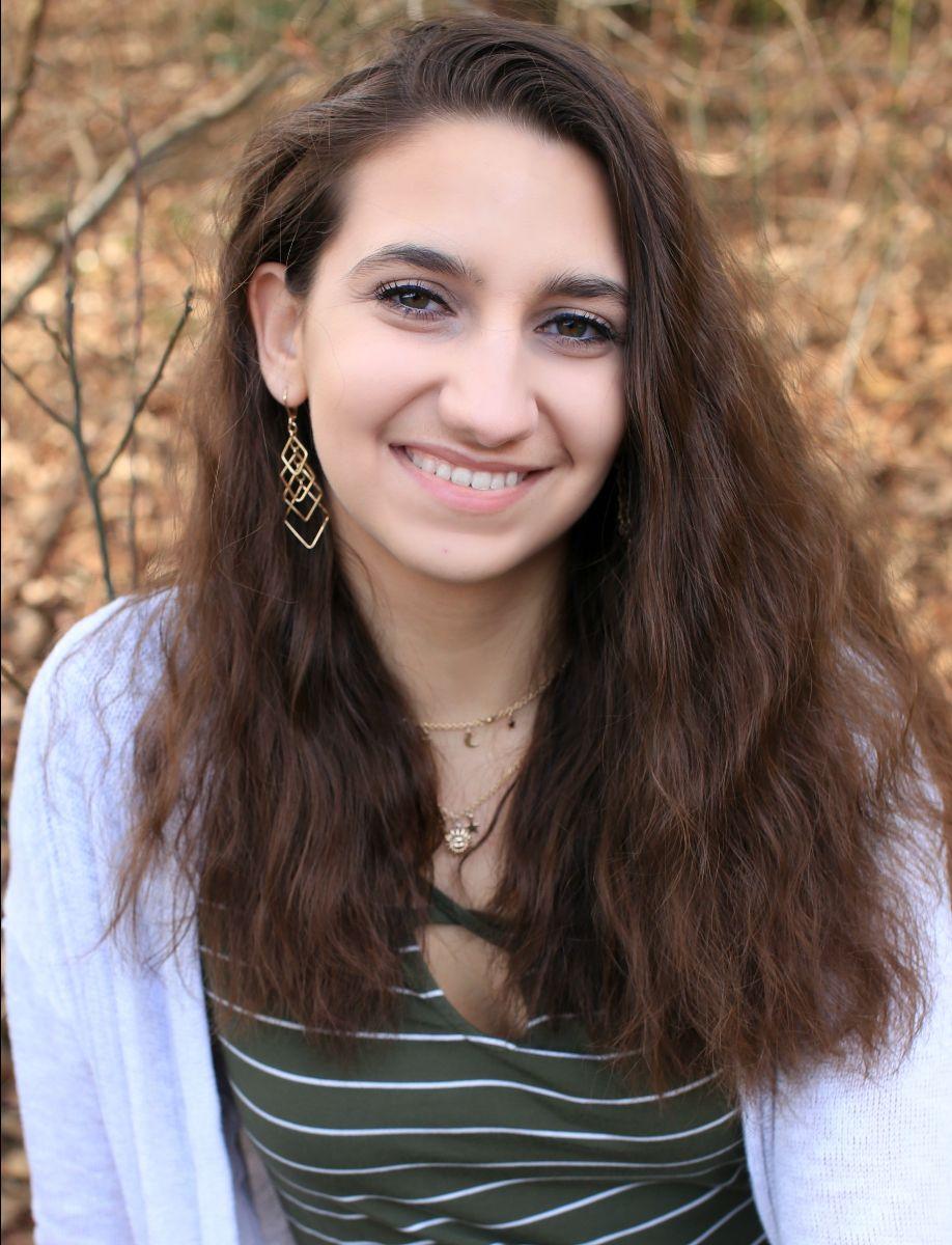 Colleen Dinan, Sophomore, Major: Environmental Studies, Minor: Sociology, EcoRep for Stopher/Johnson