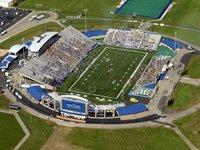 Dix Stadium bird's-eye view background