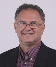 Donald R. Williams, Ph.D., Economics Department Chair