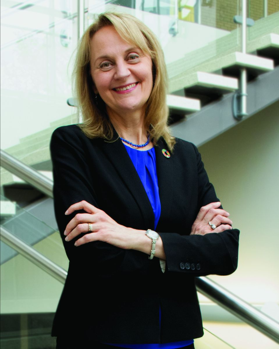 Cathy DuBois, P.h.D., College of Business Administration, Associate Dean for Graduate and Online Programs