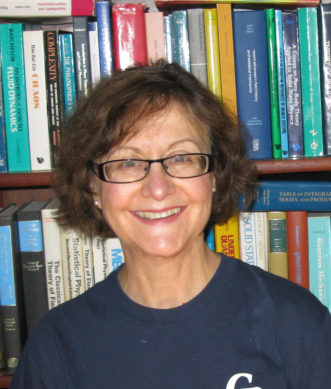 Rutgers Board of Governors Professor Eva Andrei