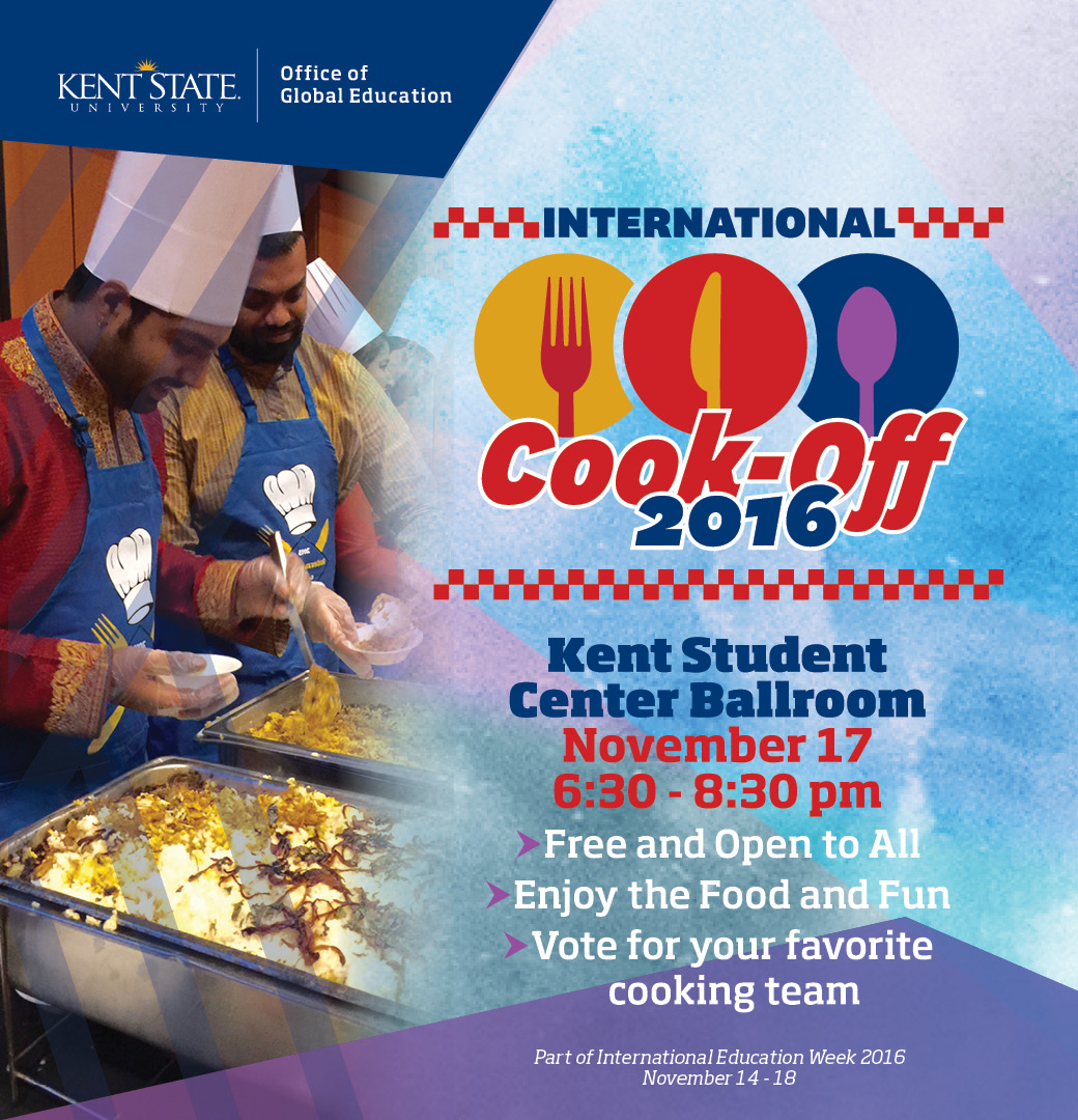 International Cook Off 2016