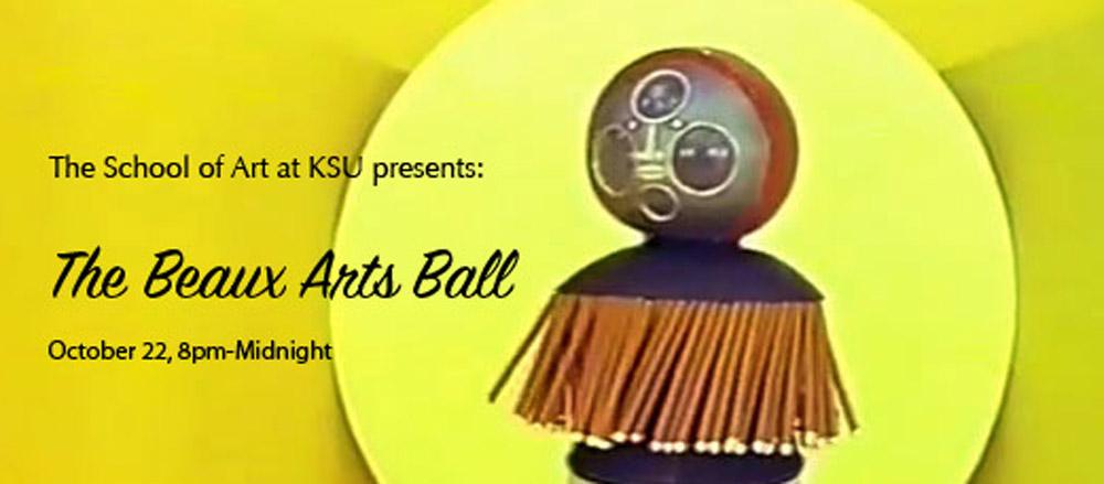 Beaux Arts Ball - Oct. 22