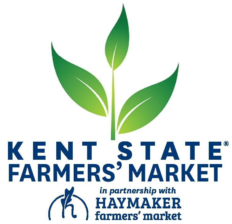 kent state farmers market logo