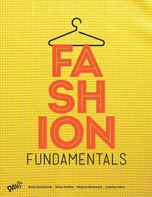 Book cover for Fashion Fundamentals