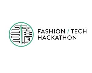 Logo for Fashion Tech Hackathon