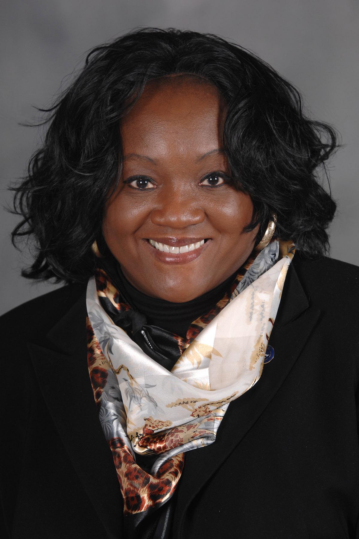 Photo of Geraldine Hayes-Nelson