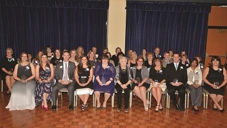 Photo of 2016 Barbara Donaho Award recipients