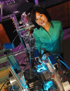 The National Science Foundation (NSF) has awarded a three-year, $330,000 National Science Foundation grant to Kent State University's Atmospheric Research Group. The project will be led by Shanhu Lee, Ph.D., associate professor of environmental health sciences in Kent State's College of Public Health