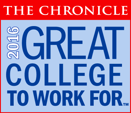 Logo for Great Colleges to Work For