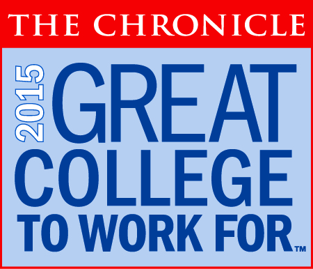 Logo for 2015 Great College to Work For