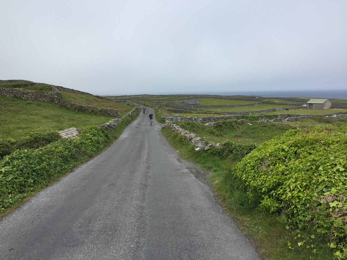 Photo 1 of Inis Mór (Photo credit: Anna Hoffman)
