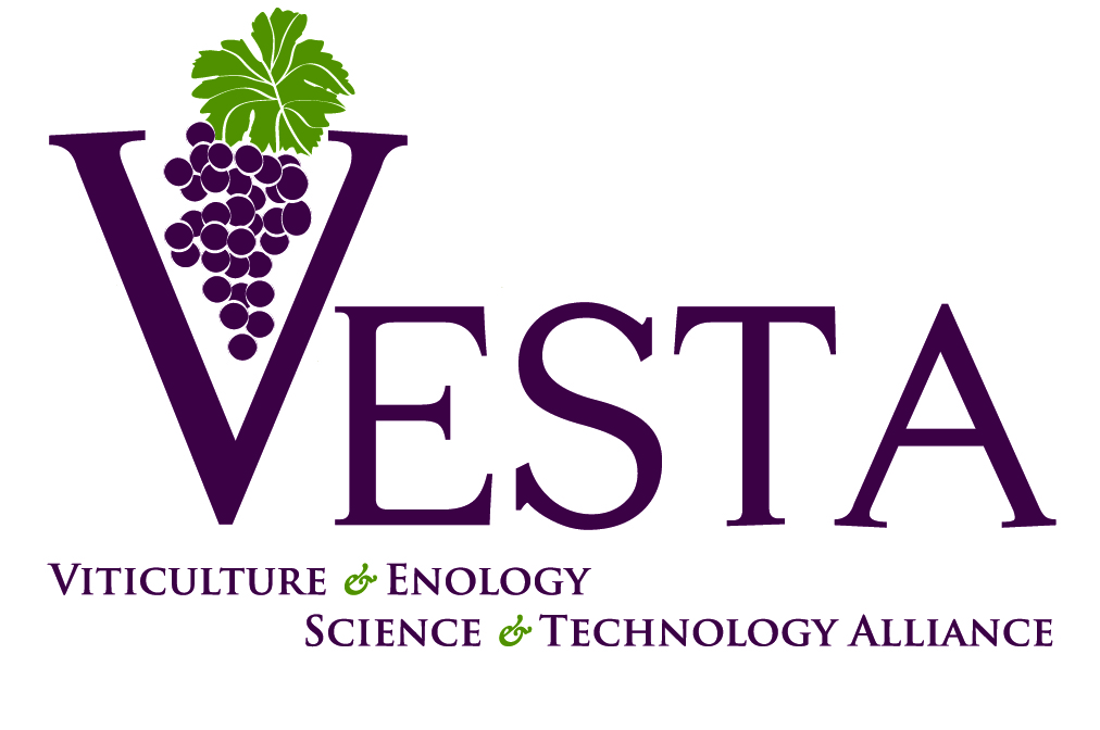 VESTA Logo Viticulture & Enology Science & Technology Alliance