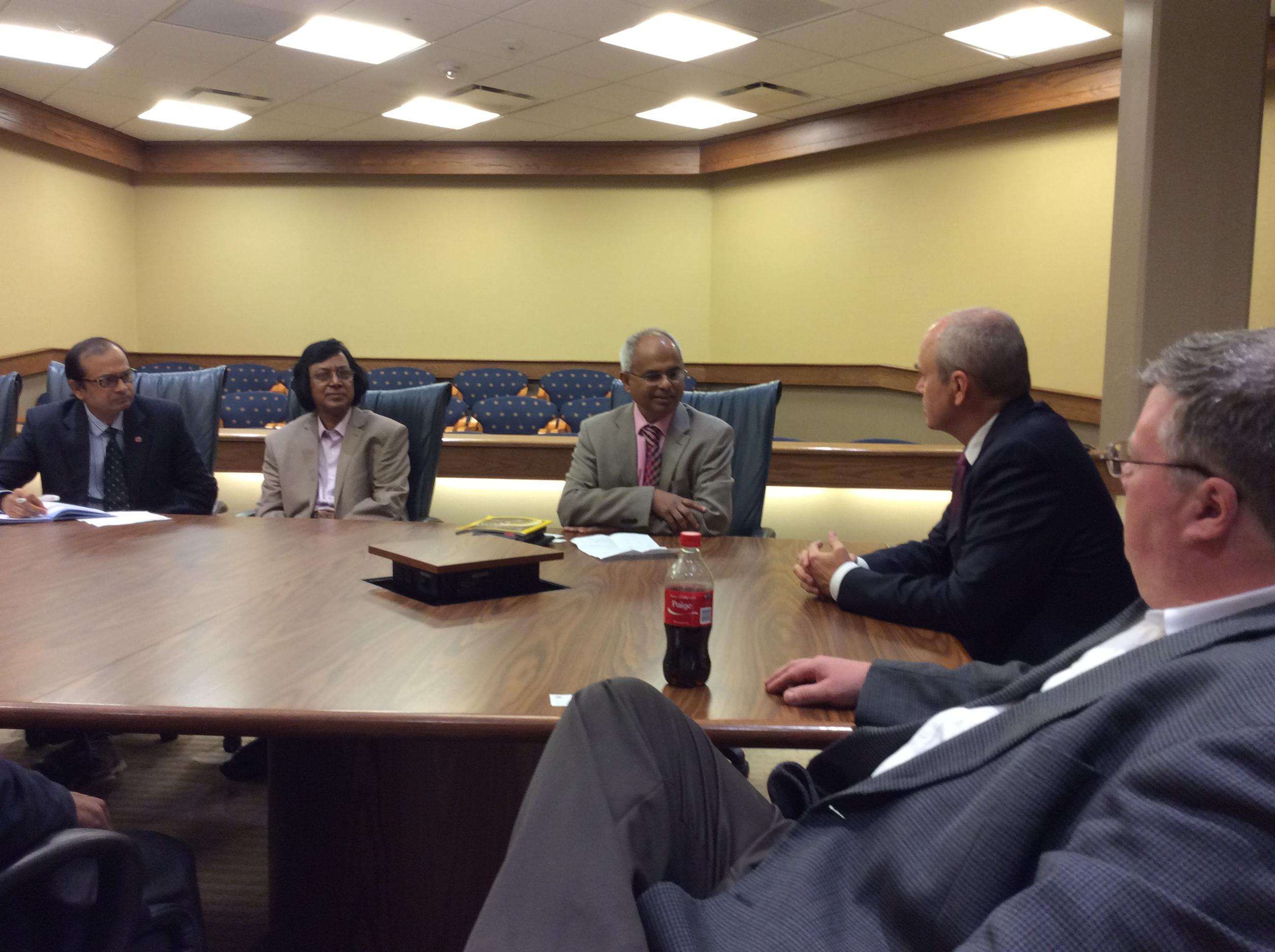 Bangladesh Delegates Visit