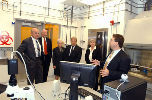 Dr. Ed Thompson, Jr (CDC), Dr. Nick Baird (ODH)