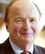 Robert Hisrich, College of Business associate dean