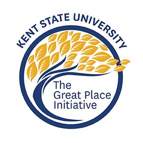 Kent State University Great Place Initiative logo