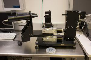 JA Woollam Spectroscopic Ellipsometer