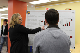 1st annual undergraduate symposium on research scholarship and creative activity.