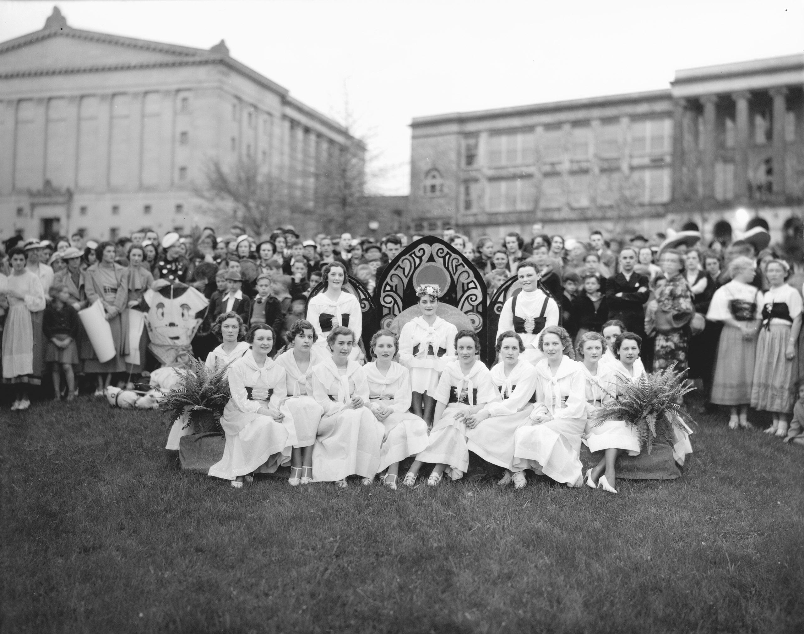 Spring, 1935