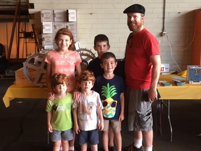 photo 2016 Aero Fair family attendees