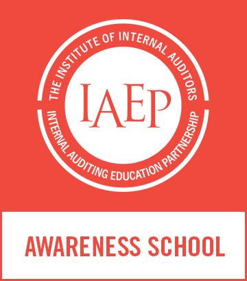 IAEP Awareness School Accounting Badge