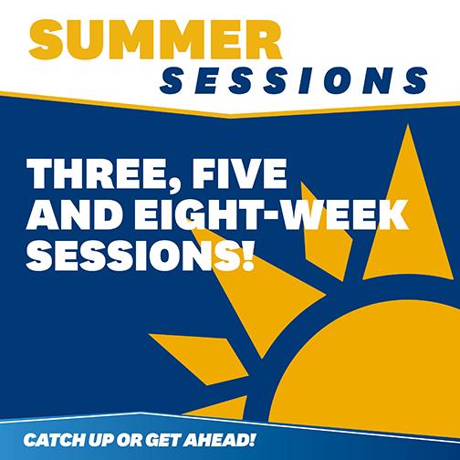UCM Summer Social Square Summer 3-5-8 Week Version 1