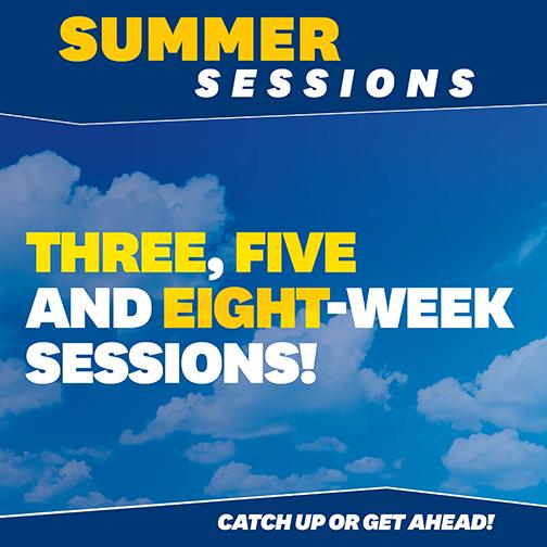 UCM Summer Social Square Summer 3-5-8 Week Version 2