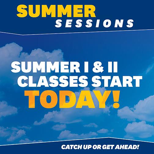 UCM Summer Social Square Summer I&II Start Today Version 2