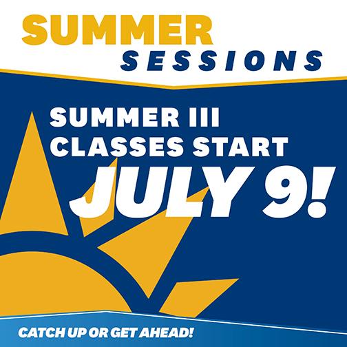 UCM Summer Social Square Summer III Start July 9 Version 1
