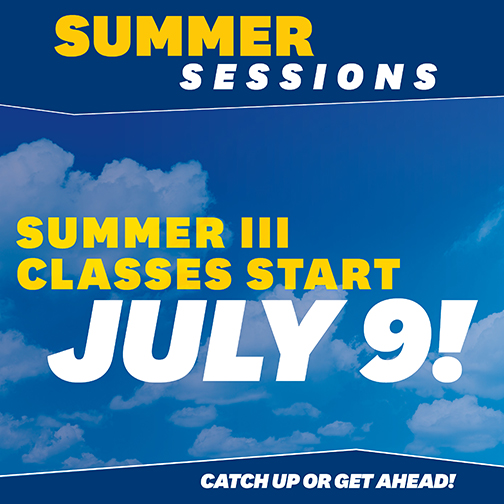 UCM Summer Social Square Summer III Start July 9 Version 2