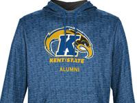 Kent State Alumni branded sweatshirt