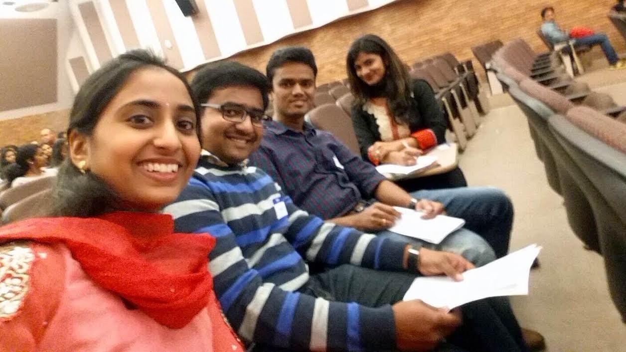 Bhaskar Thadisetty and Friends