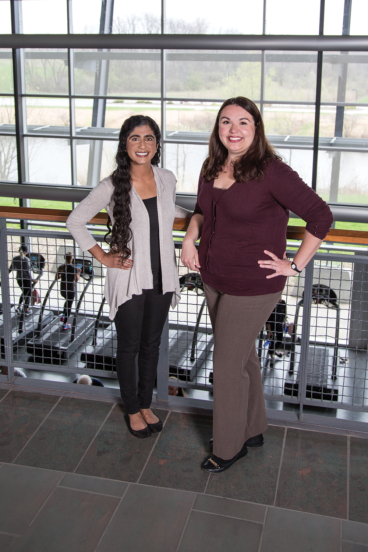 Aneela Qadir and Misty Hawkins, Ph.D.