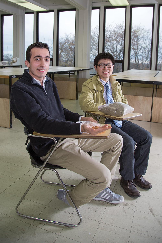 Muhammed Bahcetepe and Rui Liu, Ph.D.
