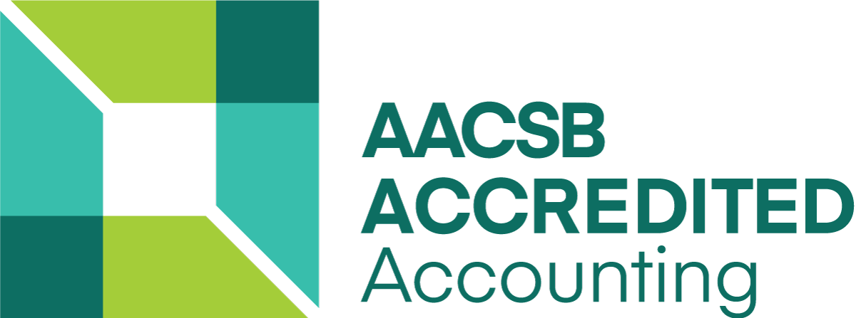 AACSB Accounting Accreditation Seal 2017