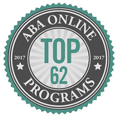 ABA Online Top 62 Programs