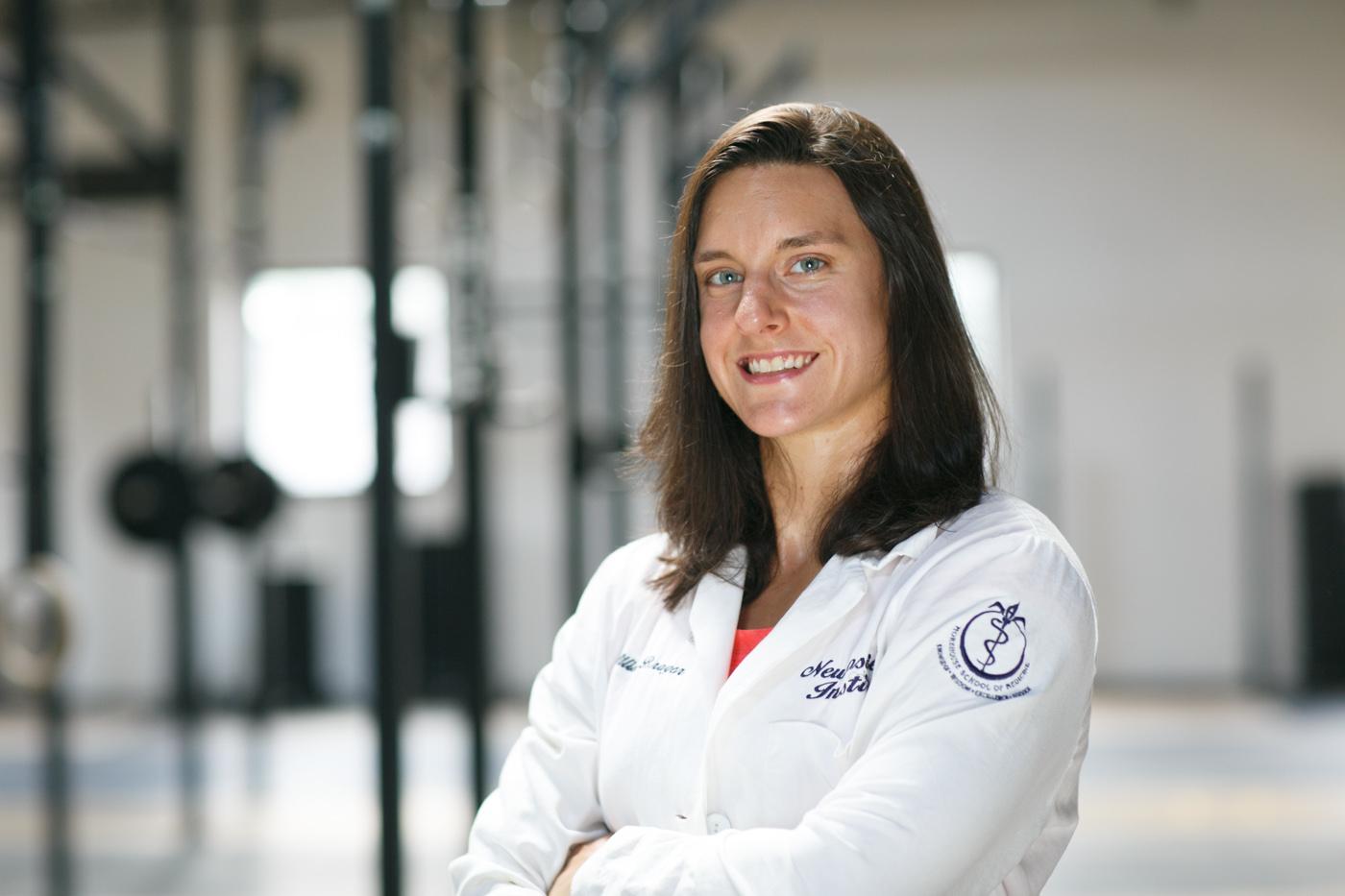 Dr. Allison Brager