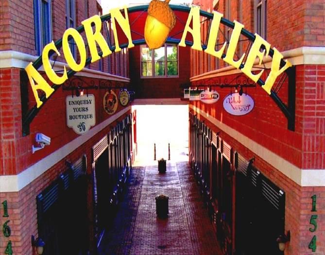 Acorn Alley