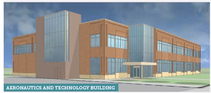 Aeronautics and Technology Building