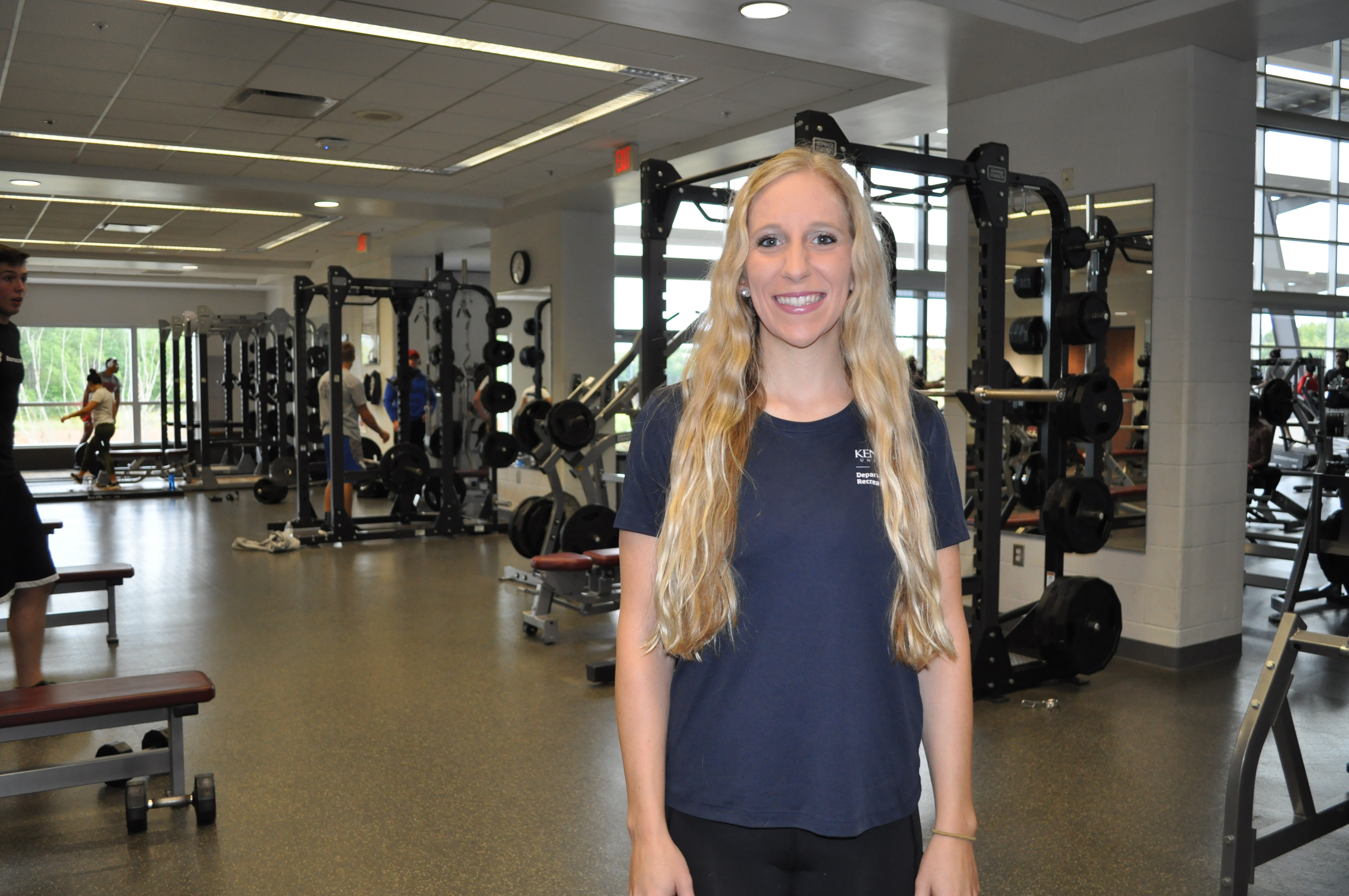 Learn more about Personal Trainer Allison!