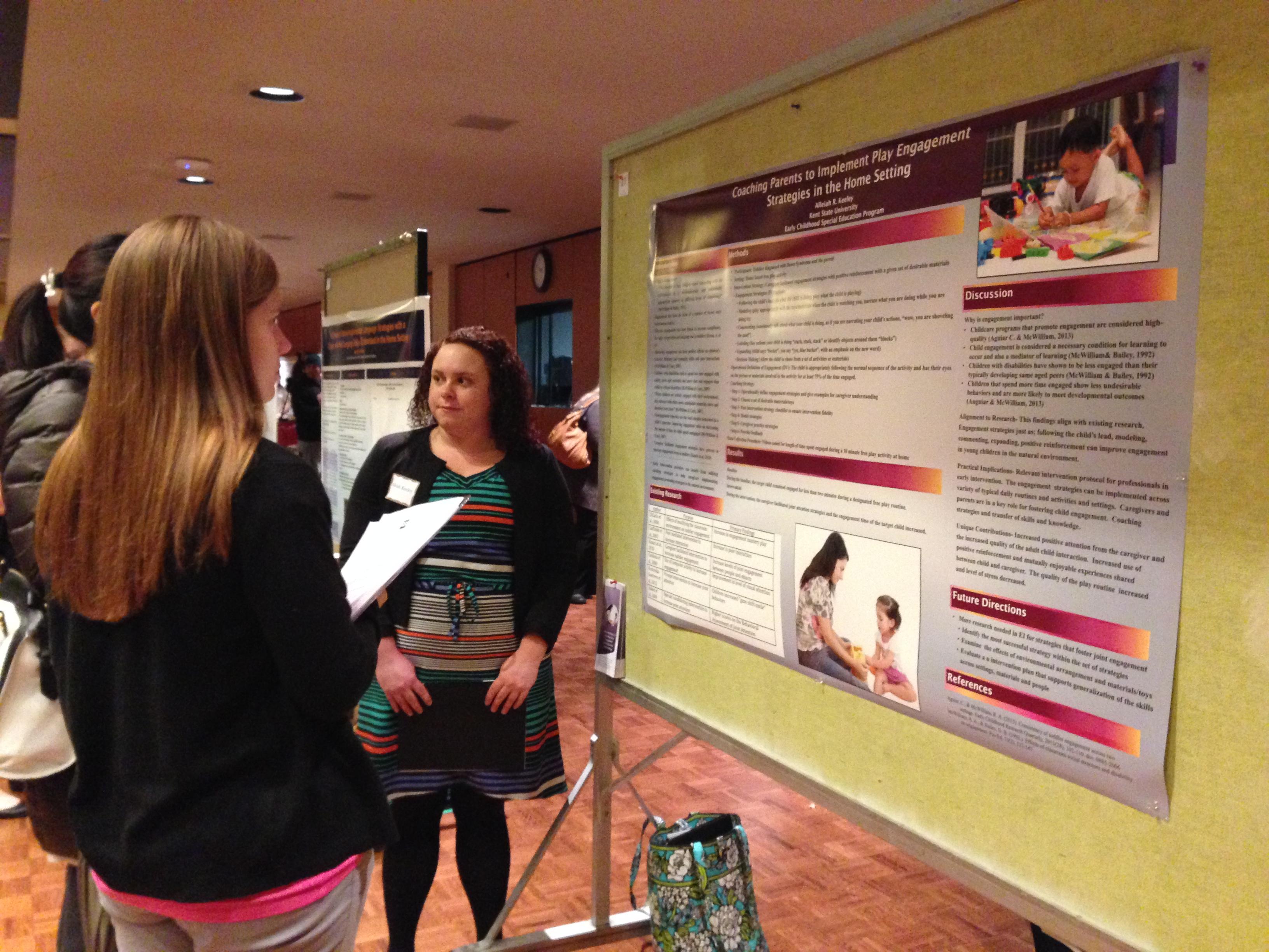 Research Symposium 2014 - Alleiah Keeley