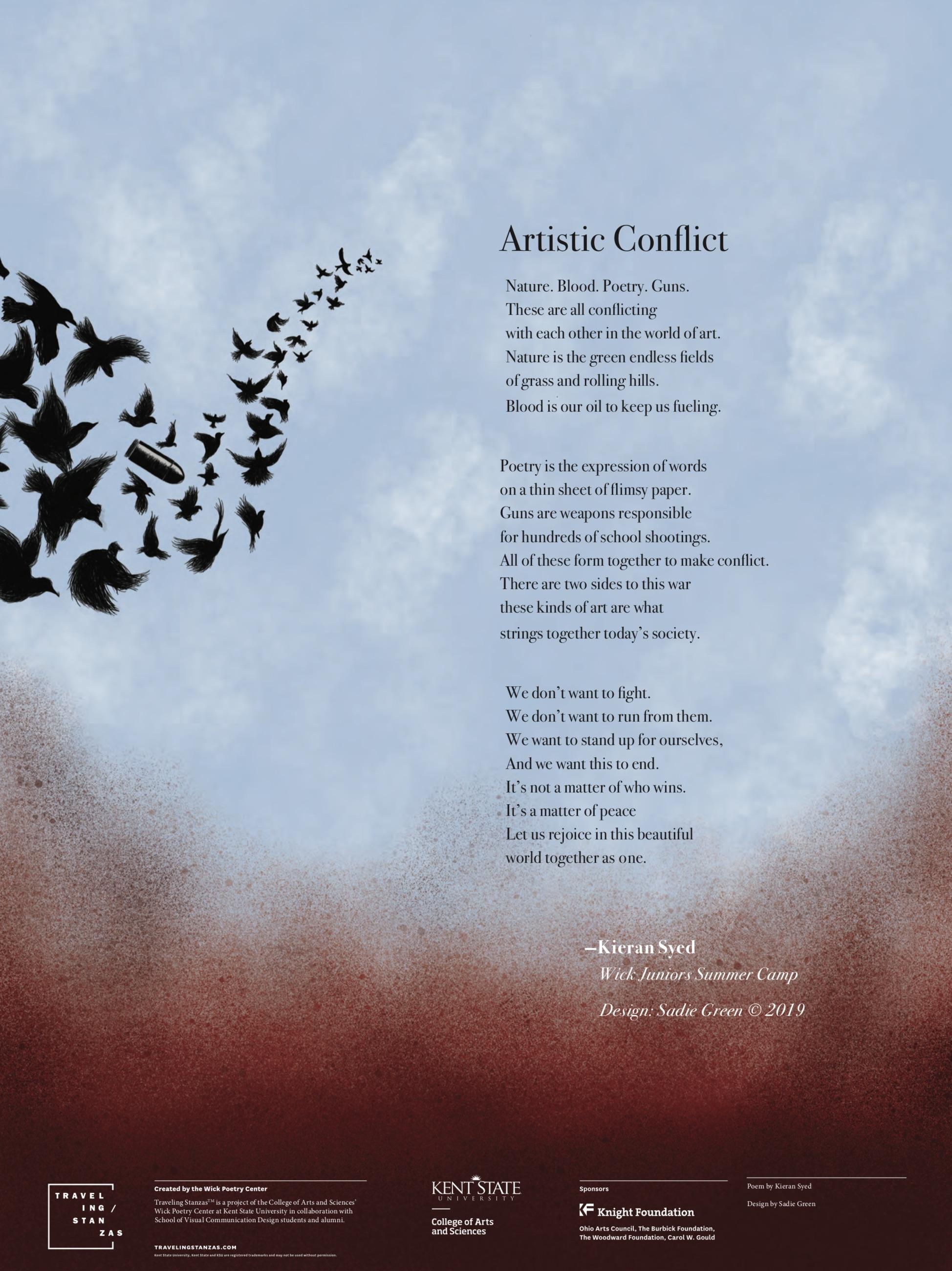 Artistic Conflict