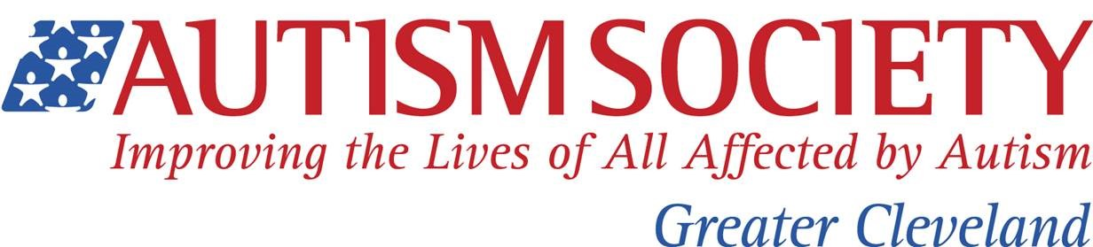 Autism Society logo for Greater Cleveland