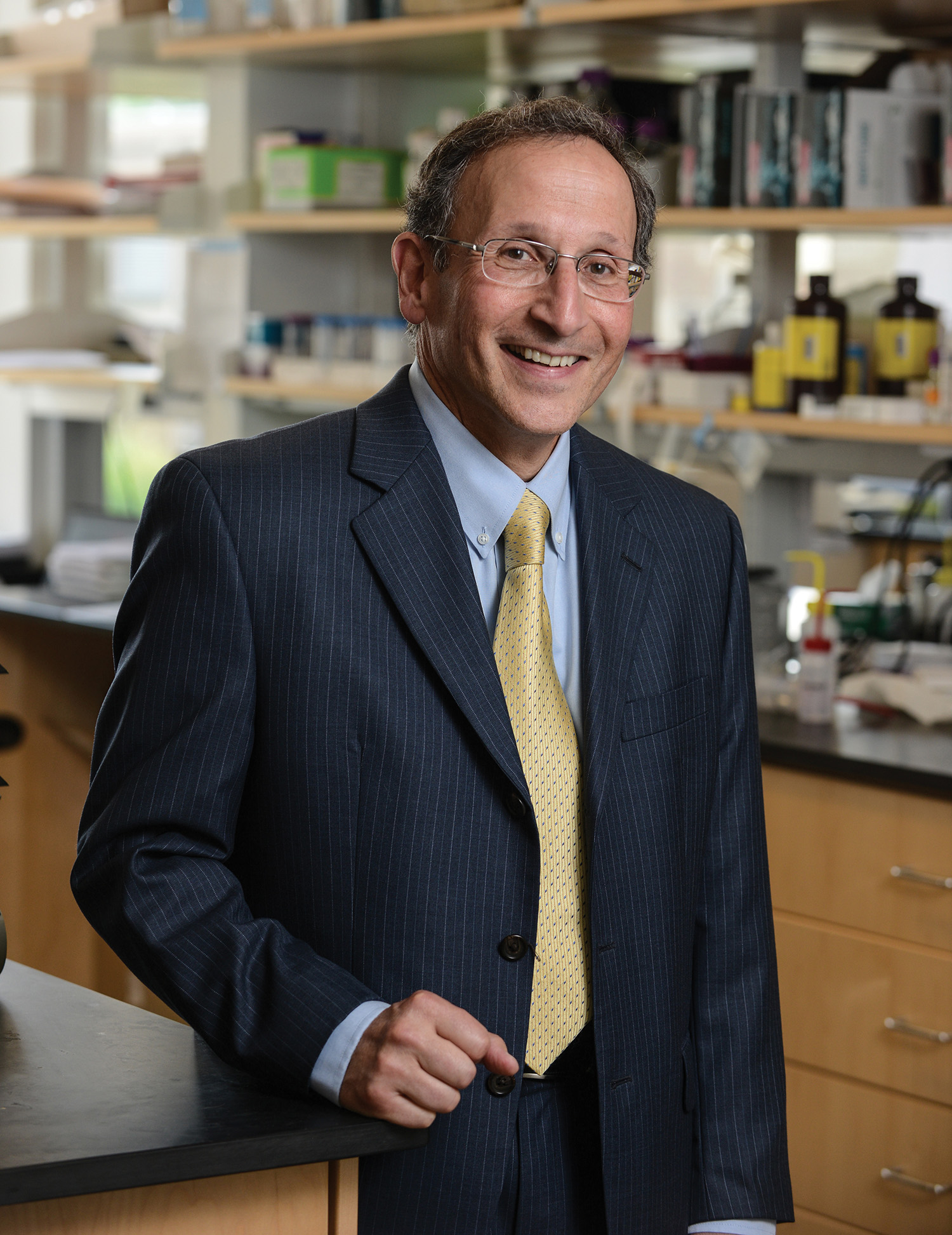 Paul DiCorleto, PhD, vice president for research and sponsored programs