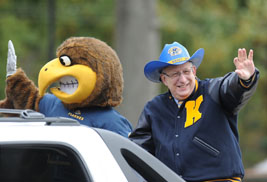 Kent State will celebrate Homecoming 2012 on Oct. 20. University departments need to register their Homecoming events before Aug. 24.