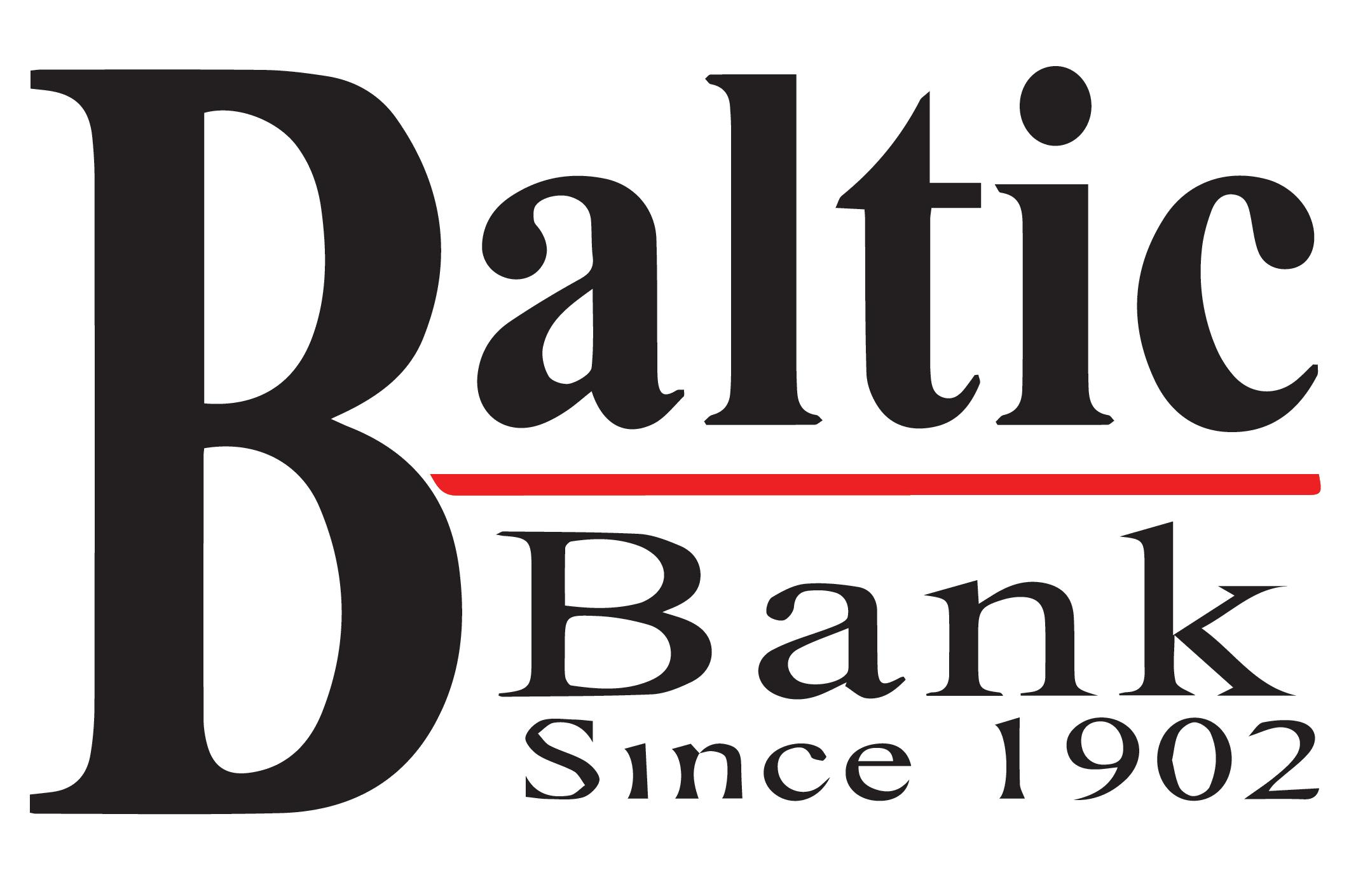 Visit Baltic Bank's website